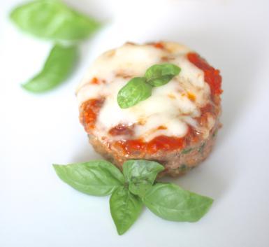 How to make mini lasagna meatloaf
