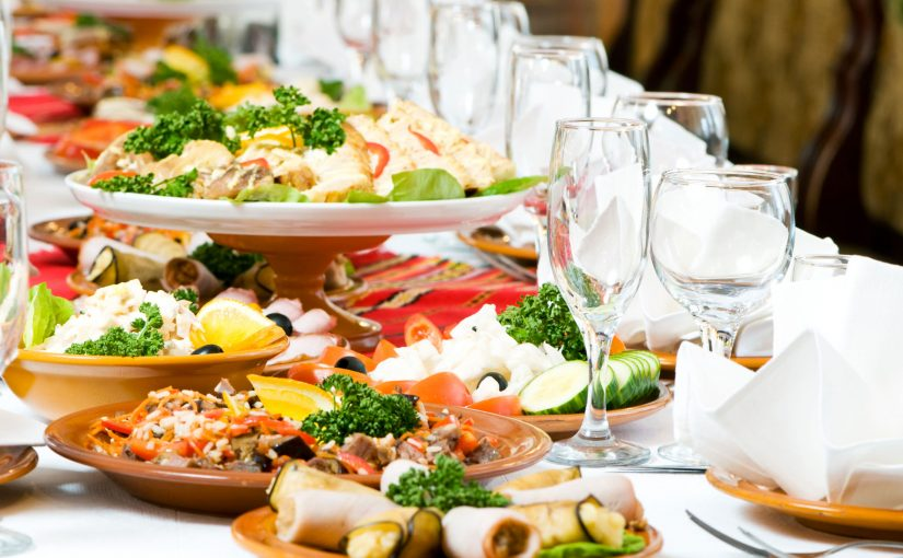 The rules for commercial catering