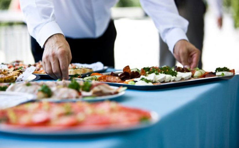 What is public catering with direct administration