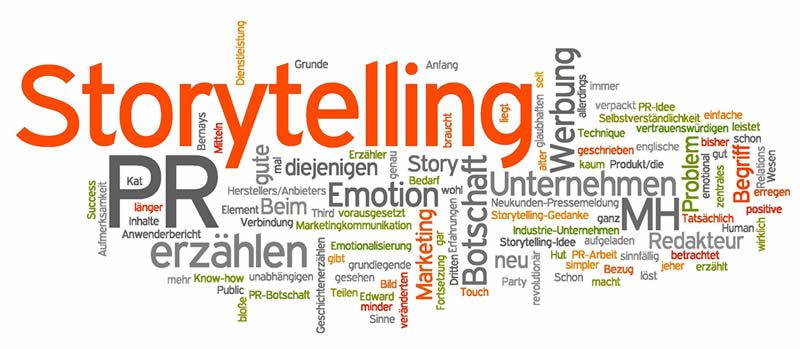 Food storytelling: engage and build your loyalty