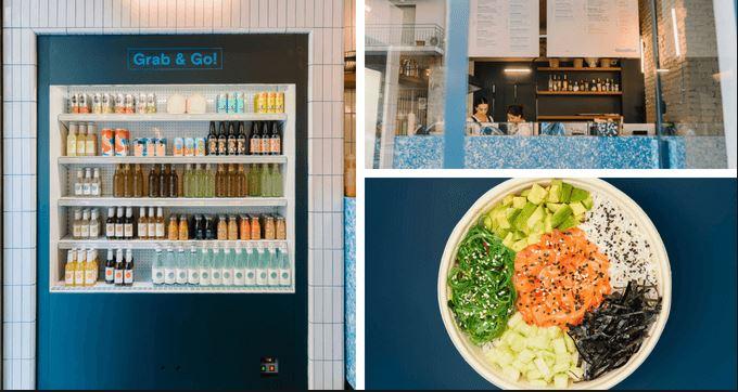 The new fish fast food restaurants
