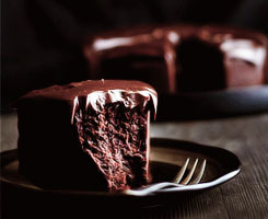 Chocolate, that's why it should never be missing. Let's celebrate the chocolate festival with the tasty Mud cake recipe