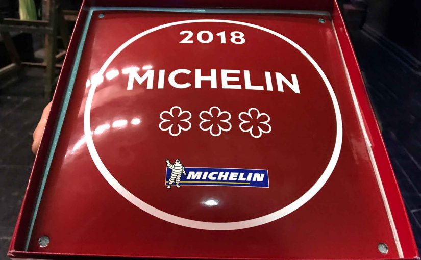 HOW TO OBTAIN THE MICHELIN STARS