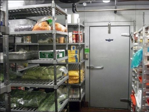 MANAGE THE WAREHOUSE OF A RESTAURANT