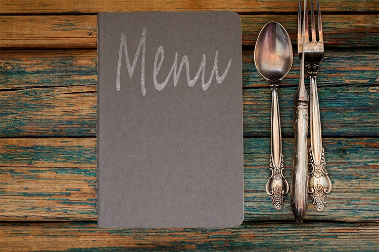 Create a restaurant menu: All you need to know.